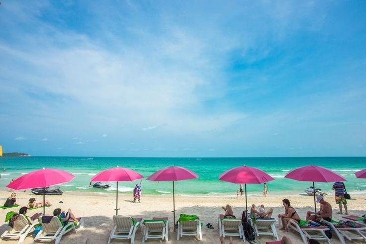 Baan Samui Resort #Beach #Chaweng #Samui #Thailand