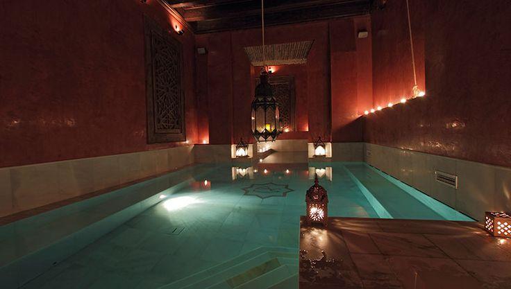Aire de Sevilla || Arabic baths in Sevilla