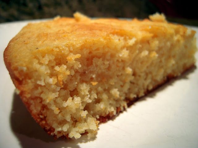 Pioneer Woman's Cornbread- I added 3 tsp of sugar to my second batch and they were perfect!