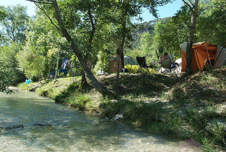 le Moulin de Cost, camping, location mobil homes, restaurant, Buis les baronnies, Camping drome.