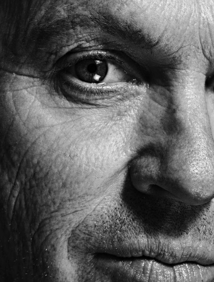 Michael Keaton by Nigel Parry.