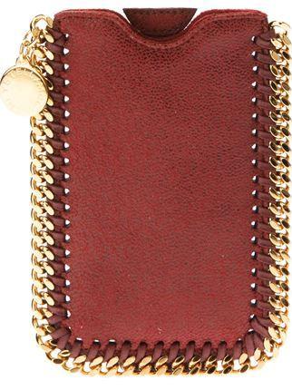 Stella Mccartney Chain Trim Iphone Case - Vitkac - Farfetch.com