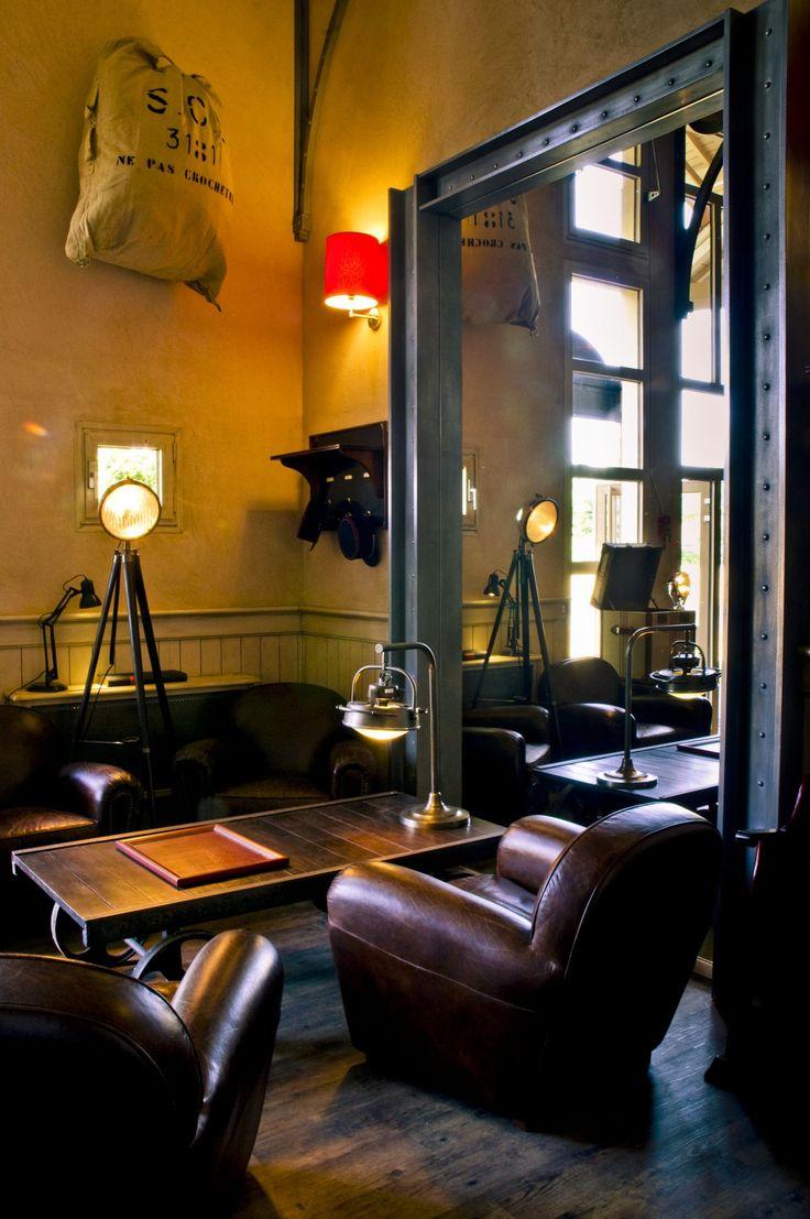 les 7 meilleures images du tableau ipn sur pinterest escaliers salons et d coration industrielle. Black Bedroom Furniture Sets. Home Design Ideas