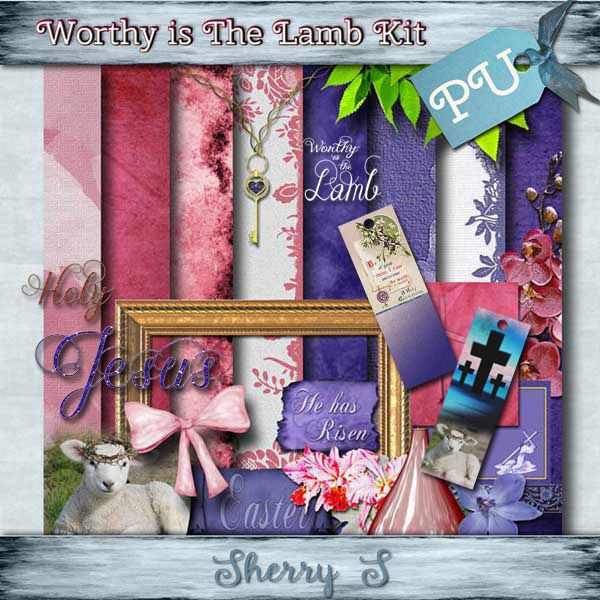 Nellie Bells Unique Boutique: Worthy is The Lamb new release, on sale now!