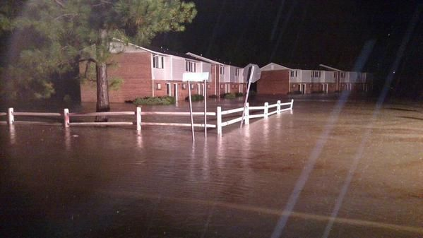 October Flooding in the Midlands