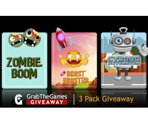 Want to play this weekend?  Grab The Games are offering free steam keys for 3 different games – Beast Blaster + Cyborg Detonator + Zombie Boom!  Available for a limited time only! http://ifreesamples.com/free-beast-blaster-cyborg-detonator-zombie-boom-steam-keys/