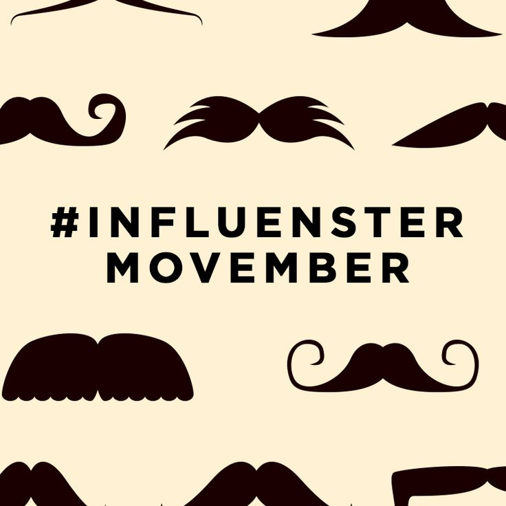 Join us in spreading awareness on social media for prostate cancer research this month by inviting the guys in your life to join Influenster and unlock the Movember Badge. We will be donating to the Prostate Cancer Foundation with each unlock!