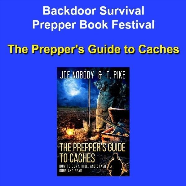 This book by Joe Nobody will teach you about burying your stuff then disguising its location so that even the most diligent sleuth can not find it.   The Preppers Guide to Caches | Backdoor Survival
