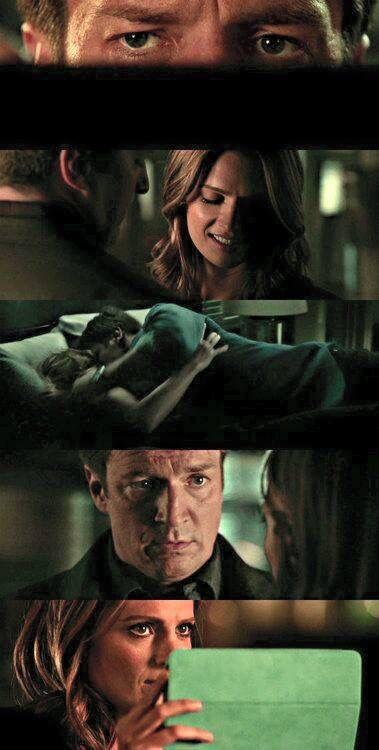 Castle & Beckett #Castle #Beckett