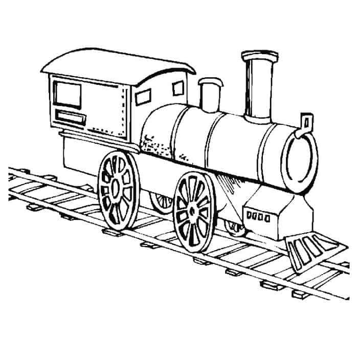 Free Train Coloring Pages Printable Train Coloring Pages Coloring Pages Abc Coloring Pages