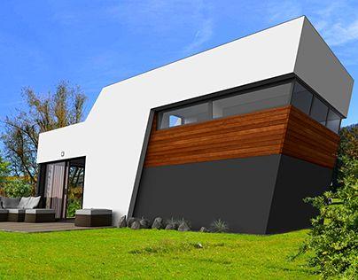 "Check out new work on my @Behance portfolio: ""K2MODUL/modern vacation house by damijan koprivc"" http://be.net/gallery/47387019/K2MODULmodern-vacation-house-by-damijan-koprivc"
