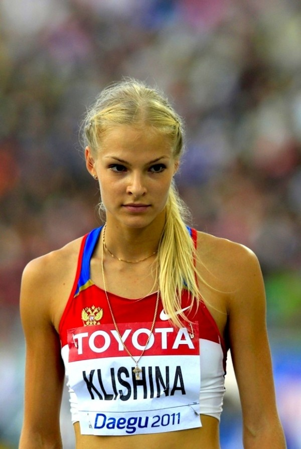 Darya Klishina, Russia | Track and field