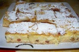Desert cu branza si stafide - Culinar.ro