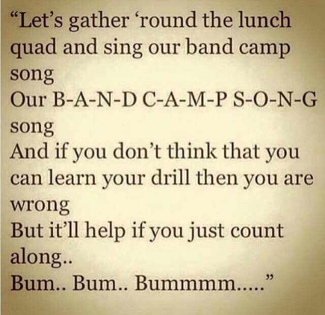 It's funny how this is a parody about music when they need to change/add some words to this to get all the right counts