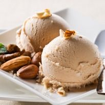 #RecipeOfTheDay: Thandai Ice Cream: Desserts, Sweet, Healthy Vegetarian Recipes, Hazelnut Ice, Ice Cream, Healthy Food, Peanut Butter, Weights Loss, Icecream