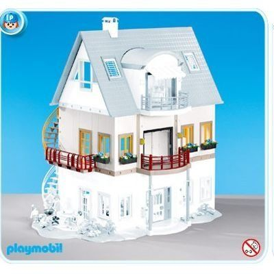 Playmobil Floor Extension for Suburban House by Playmobil. $64.99. This item is part of the Direct Service range. This range of products are intended as accessories for or additions to existing Playmobil sets. For this reason these items come in clear plastic bags or brown cardboard boxes instead of a colorful retail box.. Fits Suburban House #4279.