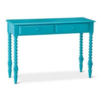 Jenny Lind Desk - Teal (Blue)