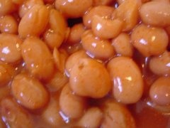 French-Canadian Baked Beans