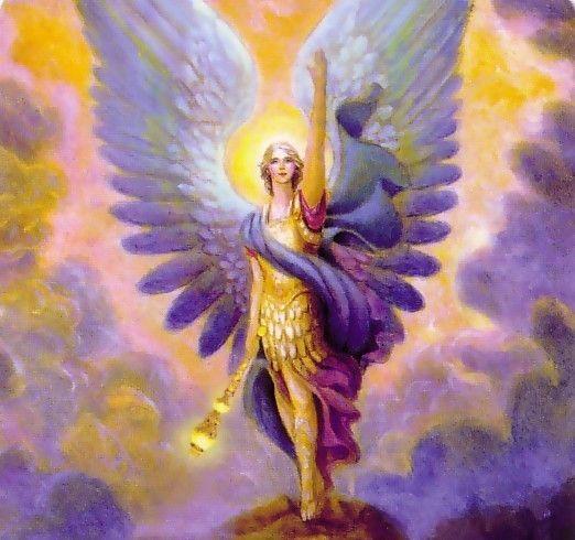 Como ativar o código sagrado angélico do Arcanjo Cassiel