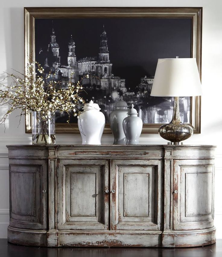 Best 25+ Credenza Decor Ideas On Pinterest