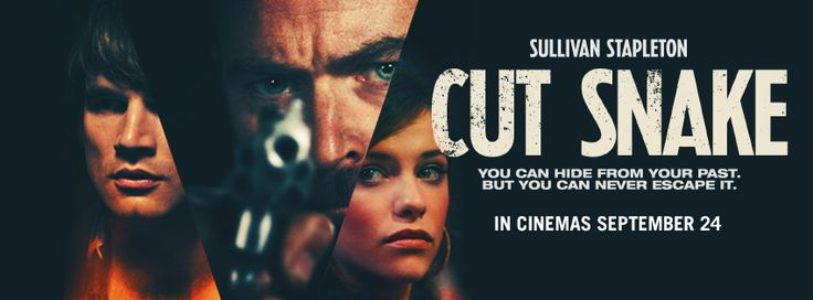Tickets are now on sale for special Q&A screenings of #CutSnake with director Tony Ayres! Book now.   SYDNEY: http://bit.ly/1ESm81t   MELBOURNE: http://bit.ly/1TiXHRq
