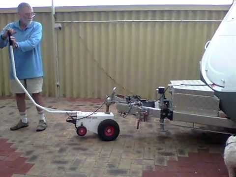 27 best images about trailer mover plans on for Motorized boat trailer mover