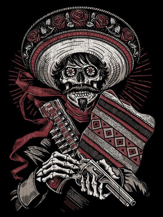 Mexican art  http://www.amazingraymond.com.au/temporary-tattoos-products.htm