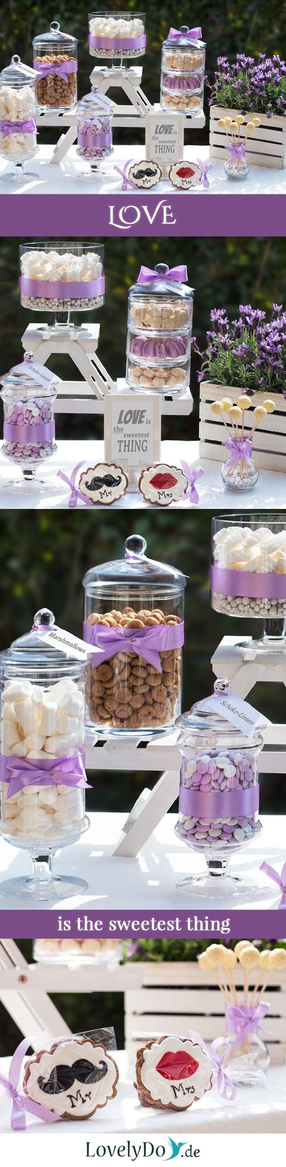 best Ayled images on Pinterest  Wedding ideas Dessert tables