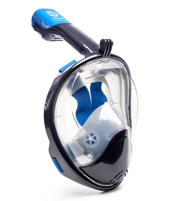 Best Full Face Snorkel Masks in 2017 - Scuba Diving Gear