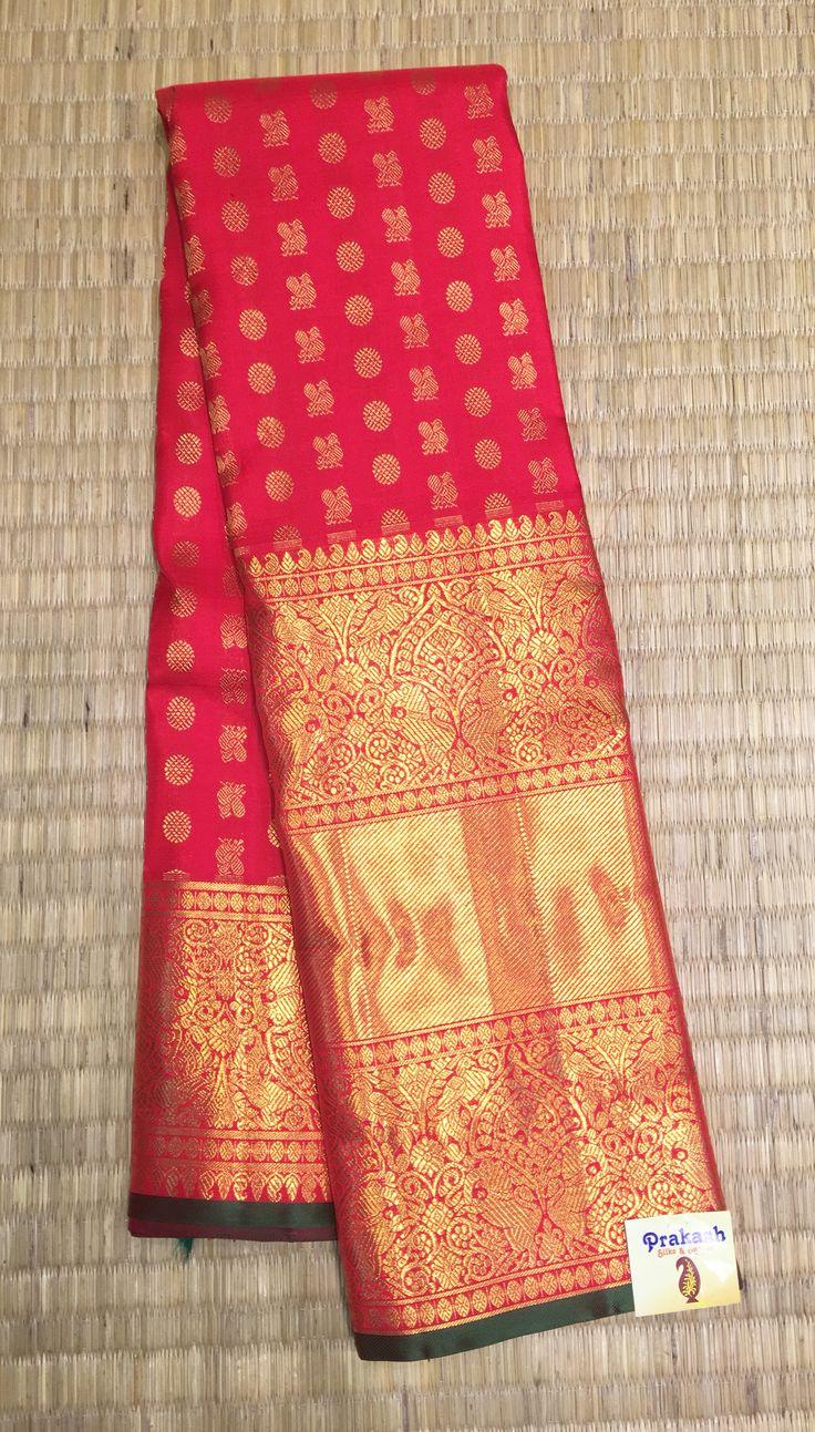 traditional saree from prakashsilks                                                                                                                                                                                 More