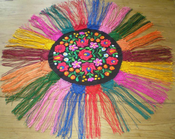 A beautiful matyó embroidery :)
