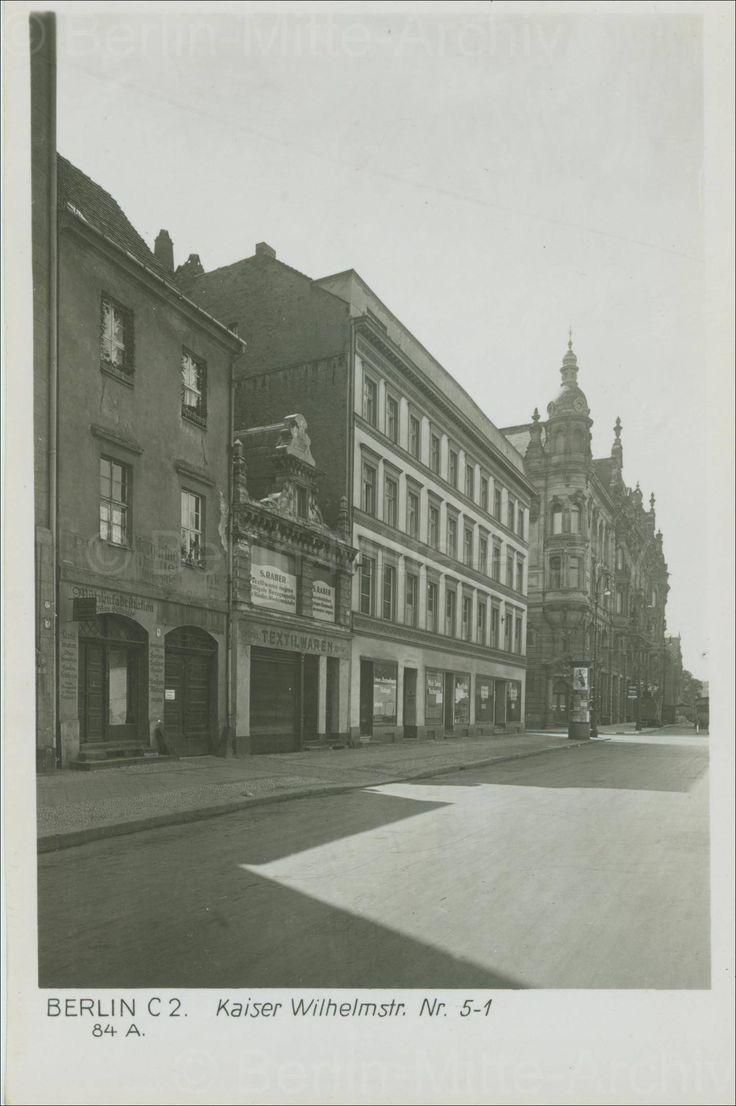 Kaiser Wilhelm Straße Ecke Heiligegeiststrasse.. 40