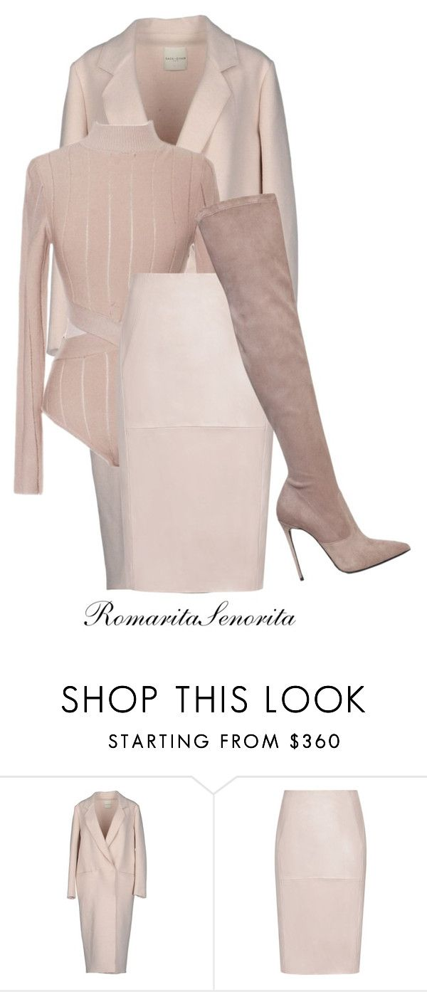 """Blush"" by romaritasenorita ❤ liked on Polyvore featuring moda, Each X Other, Reiss y Le Silla"