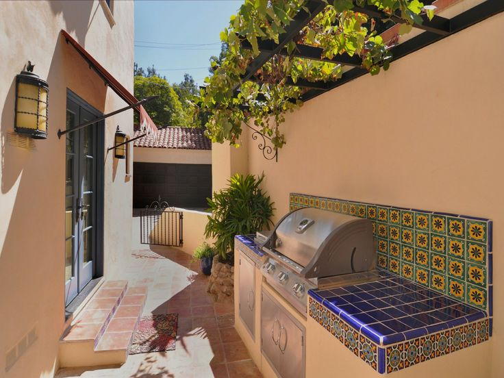 Mediterrane kücheneinrichtung ~ Die besten mediterrane barmöbel für draußen ideen auf