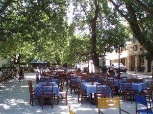 Karia main square