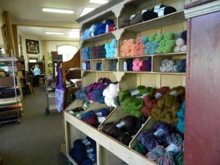 24 best We've been pinned! images on Pinterest | Fabric patterns ... : shipshewana quilt shops - Adamdwight.com