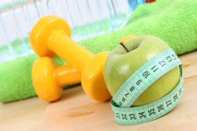 Как похудеть-диета и упражнения.