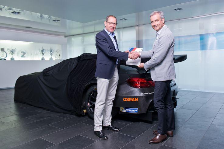 BMW's new partner OSRAM