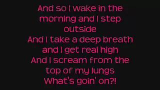 four non blondes what's up - YouTube