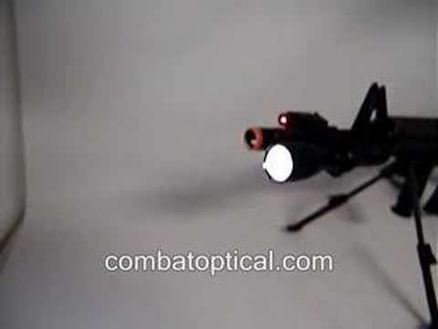 Universal barrel mount combo with strobe flashlight and lase - http://fotar15.com/universal-barrel-mount-combo-with-strobe-flashlight-and-lase/