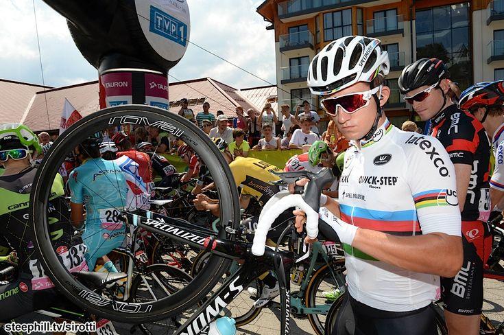 2015 tour de pologne stage 6 Michal Kwiatkowski (Etixx - Quick Step) r