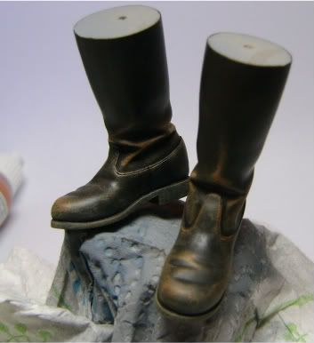 Painting Leather Boots   planetFigure   Miniatures