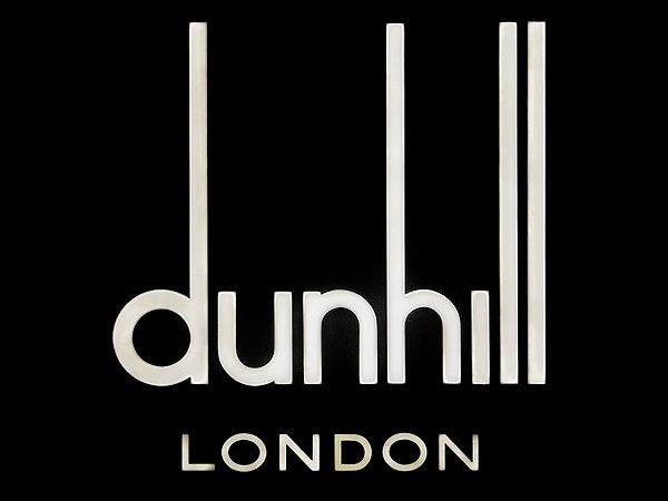 dunhill logos A Must See Collection of 27 Fashion Logos