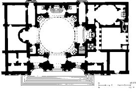 Borromini. Iglesia de Sant´Agnese (1653)