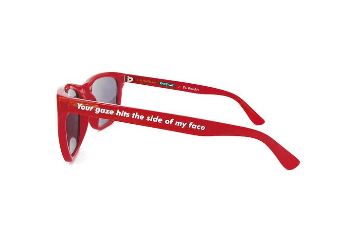 Barbara Kruger, Sunglasses | One Kings Lane