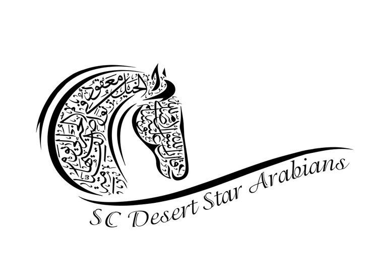 Sc Desert Star Logo C Designed By Ahmed Kandil The Writing