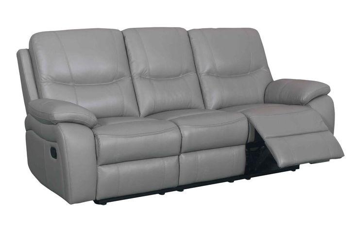 Barcalounger Carter Power Sofa 39-3070 Lavin-Ash