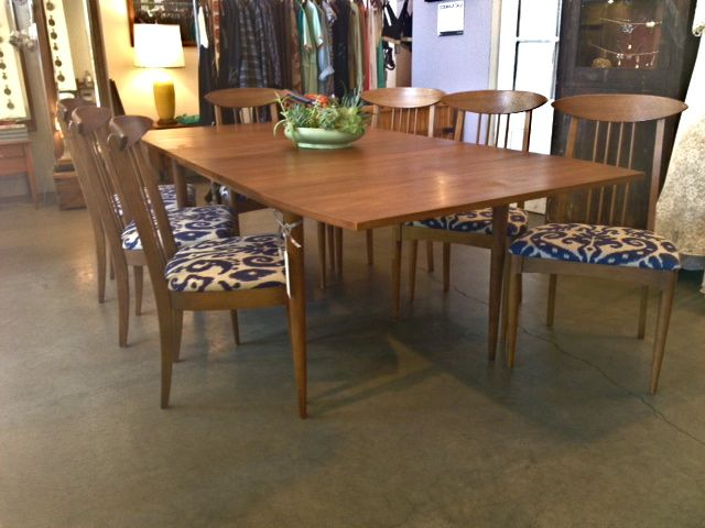 Broyhill Sculptra Dining Set | Dining Room And Breakfast Nooks | Pinterest  | Dining Sets, Mid Century And Dining