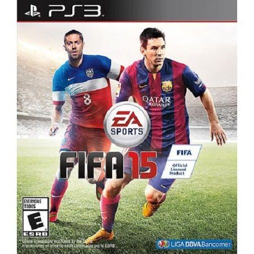 PS3 FIFA 15  (Sony Playstation 3, 2014) Brand New Sealed Game