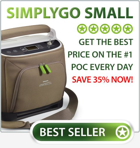 SIMPLYGO PORTABLE OXYGEN CONCENTRATOR CALL 888-505-0212 FOR OUR BEST PRICING! http://www.directhomemedical.com/simplygo-portable-oxygen-concentrator-respironics.html#.V1XJd1fTy-I